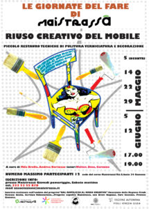 Riuso creativo del mobile @ Maistrassà, sede | Gemona | Friuli-Venezia Giulia | Italia